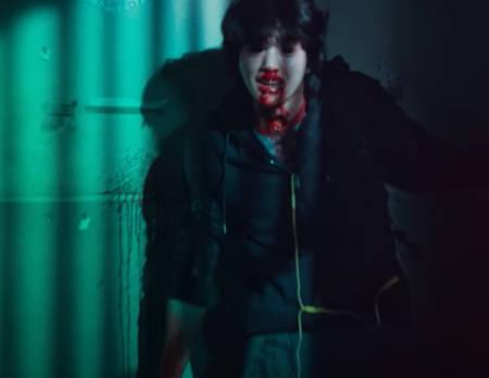 Sweet Home (Netflix horror film: trailer).