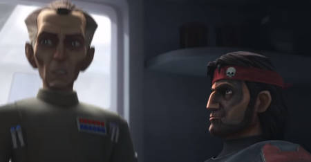 Star Wars: The Bad Batch (animated TV series: trailer).