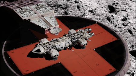 Flight of the Eagle: Eagle One Delta Five (Space 1999 short movie).