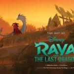 The Art Of Disney: Raya And The Last Dragon by Kalikolehua Hurley and Osnat Shurer (book review).