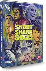 Short Sharp Shocks -bluray
