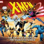 X-Men: The Art And Making Of The Animated Series by Eric Lewald and Julia Lewald  (book review)