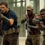 The Tomorrow War: scifi movie review… dumb, but fun (video).