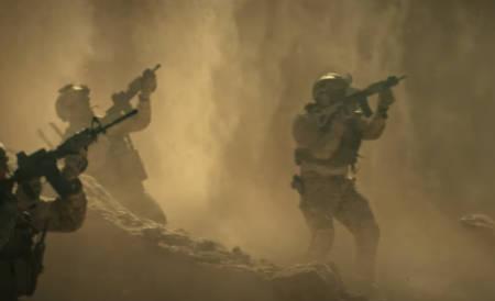 Invasion (Apple TV's new alien invasion TV series: trailer).
