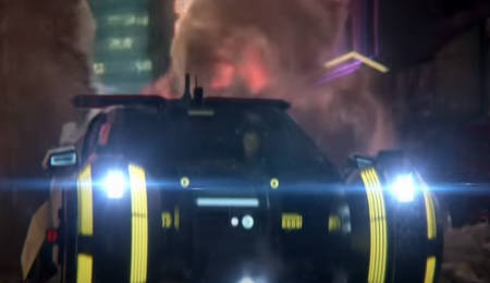 Blade Runner: Black Lotus, first trailer for new animated scifi series (trailer).