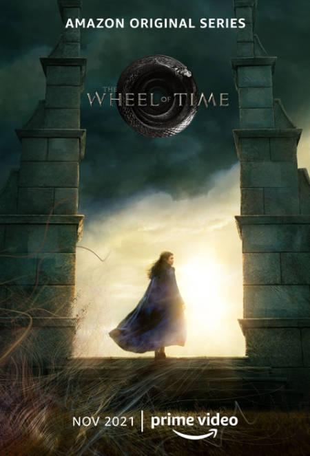 The Wheel of Time fantasy TV series streaming on Amazon this November (news).