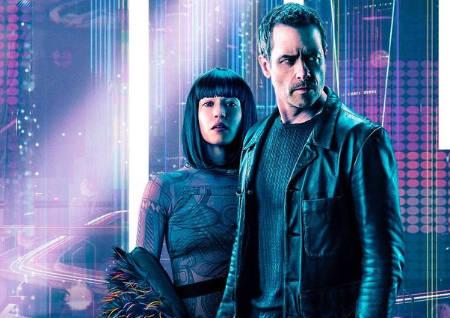 Zone 414 (cyberpunk movie: trailer).