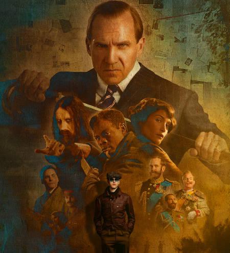 The Kingsman: steampunk spy-fy movie (trailer).
