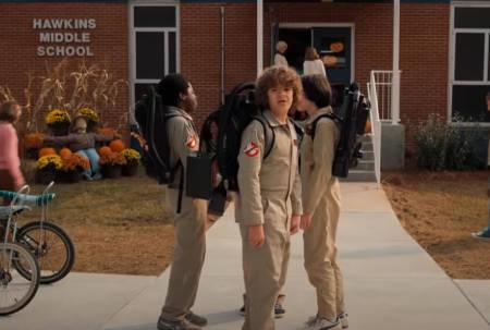 Stranger Things season 4 coming to Netflix (trailer).