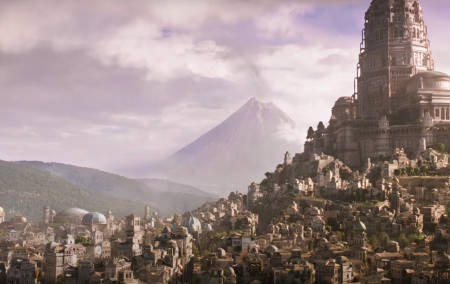 The Wheel Of Time, Amazon fantasy TV series: a clip from the Winespring Inn (video).