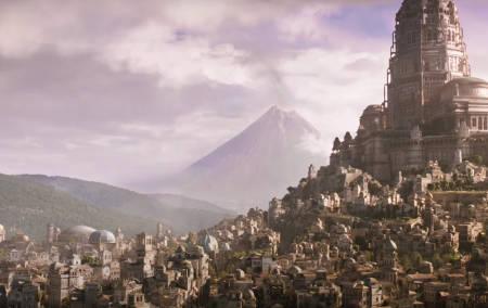 The Wheel of Time: Amazon Studios fantasy TV series (trailer).