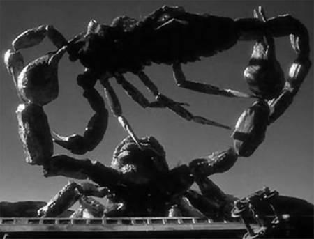 The Black Scorpion (1957) (film retrospective).