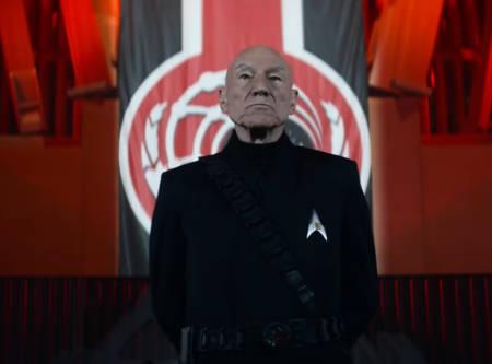 Star Trek: Picard Season 2 (Amazon Prime trailer).