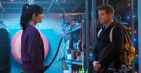 Hawkeye TV series (new Disney+ trailer).