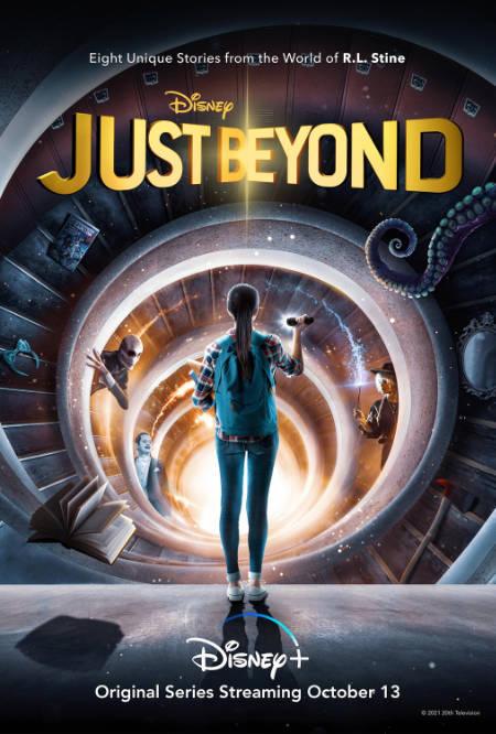 Just Beyond (new TV series: Disney Plus tries to do Stranger Things).