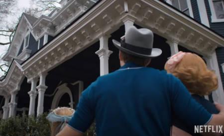 Stranger Things season 4 (Netflix fantasy/horror TV series: trailer).