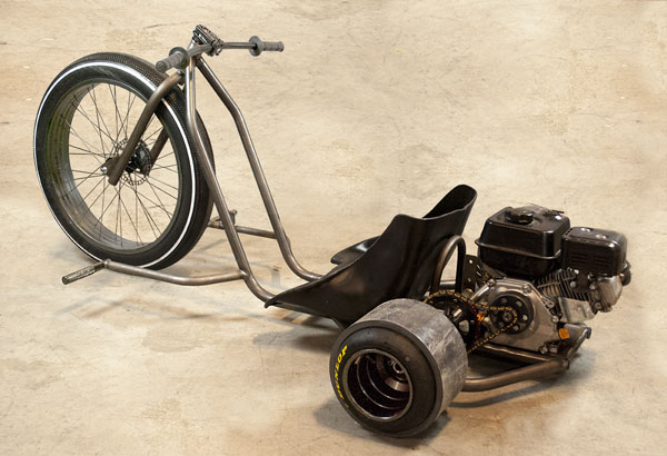Motorized Drift Trike Builder and Pricing  SFD Industries