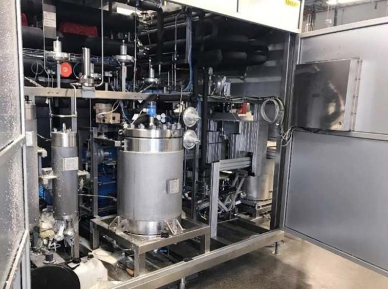 Supercritical fluid extraction best service gmp performance - SFE process