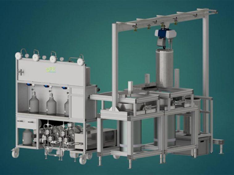SFE Prod 2X50L supercritical extraction - sfeprocess