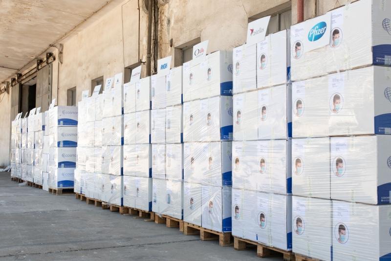Προσφορά αναλώσιμων υλικών από τον ΣΦΕΕ και τις εταιρείες μέλη του στη μάχη κατά του Κορωνοϊού