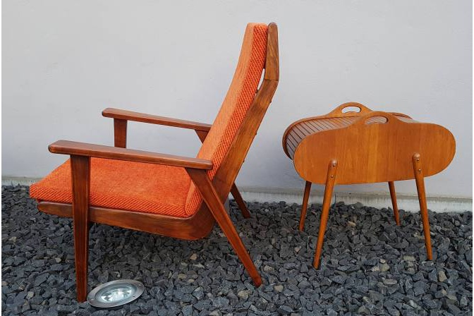 Design fauteuil Lotus door Rob Parry  Sfeerderij Veldhoven