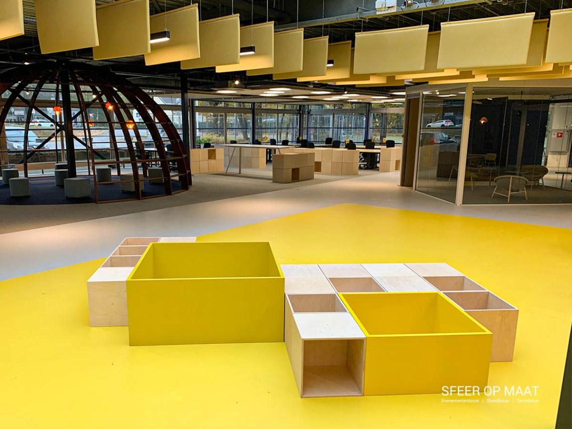 Heijmans Rosmalen Lounge modulair