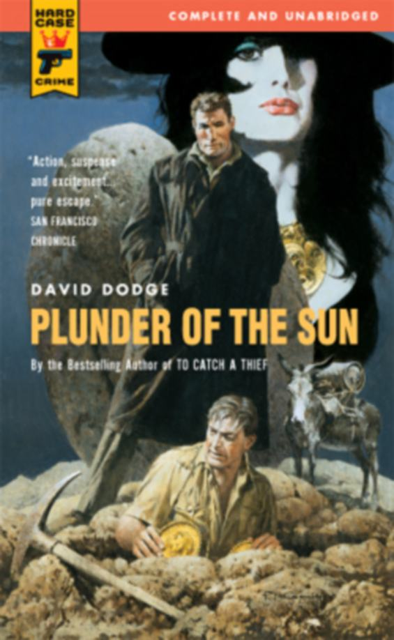 Image result for plunder of the sun 1953