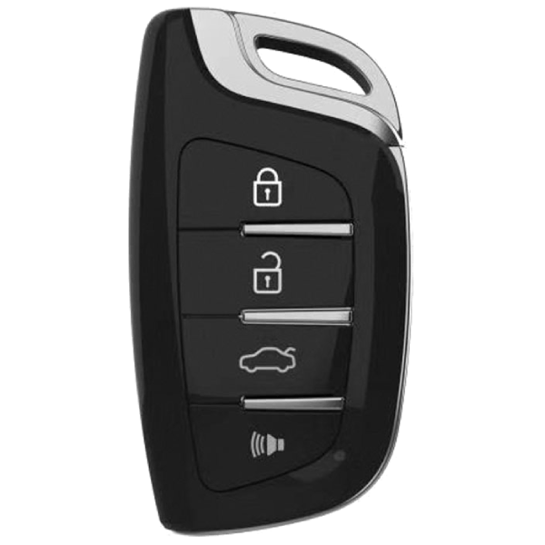 Fits Acura M3N5WY8145 OEM 4 Button Key Fob Driver 2