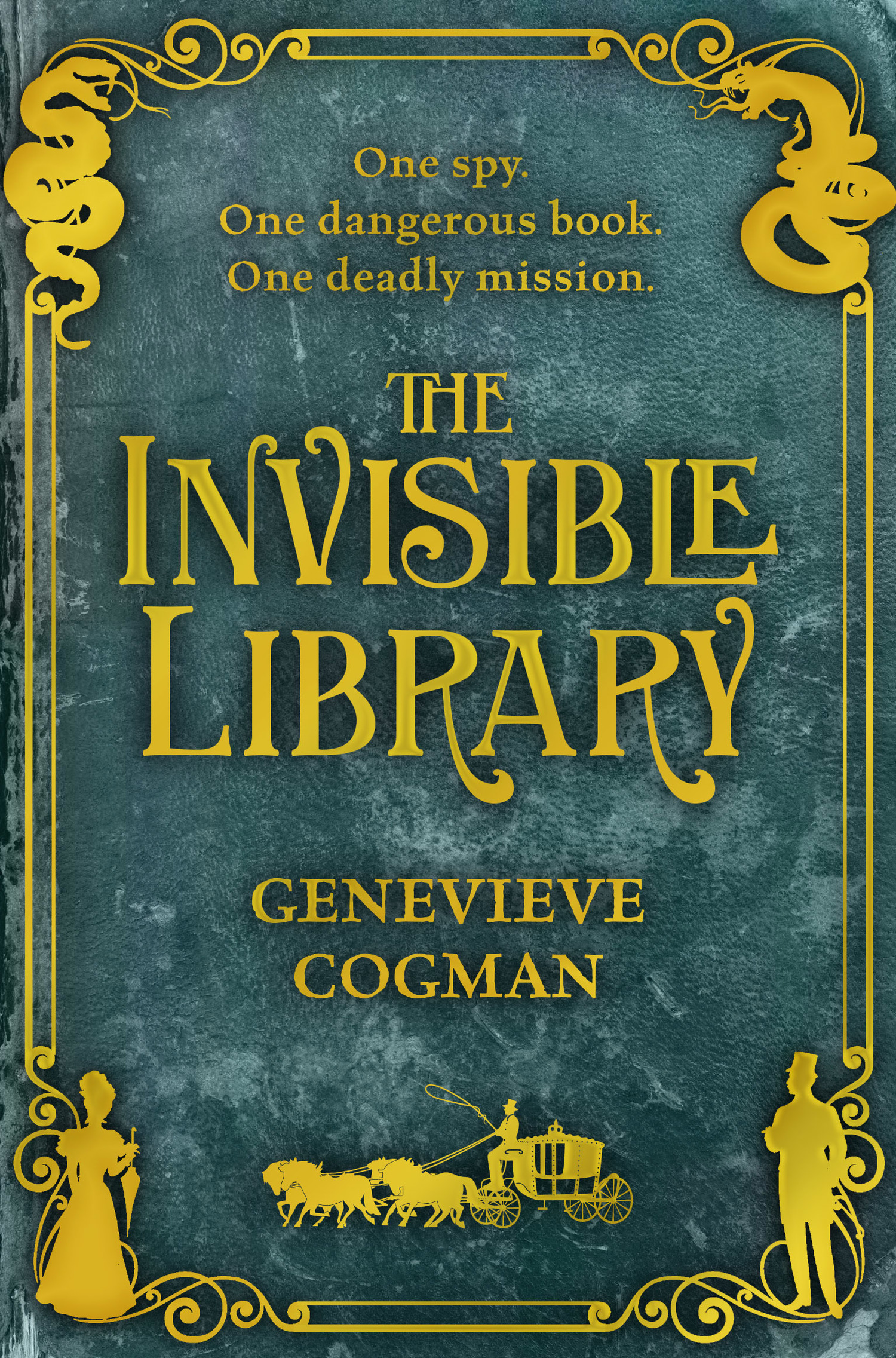 The Invisible Library by Genevieve Cogman – SFFWorld