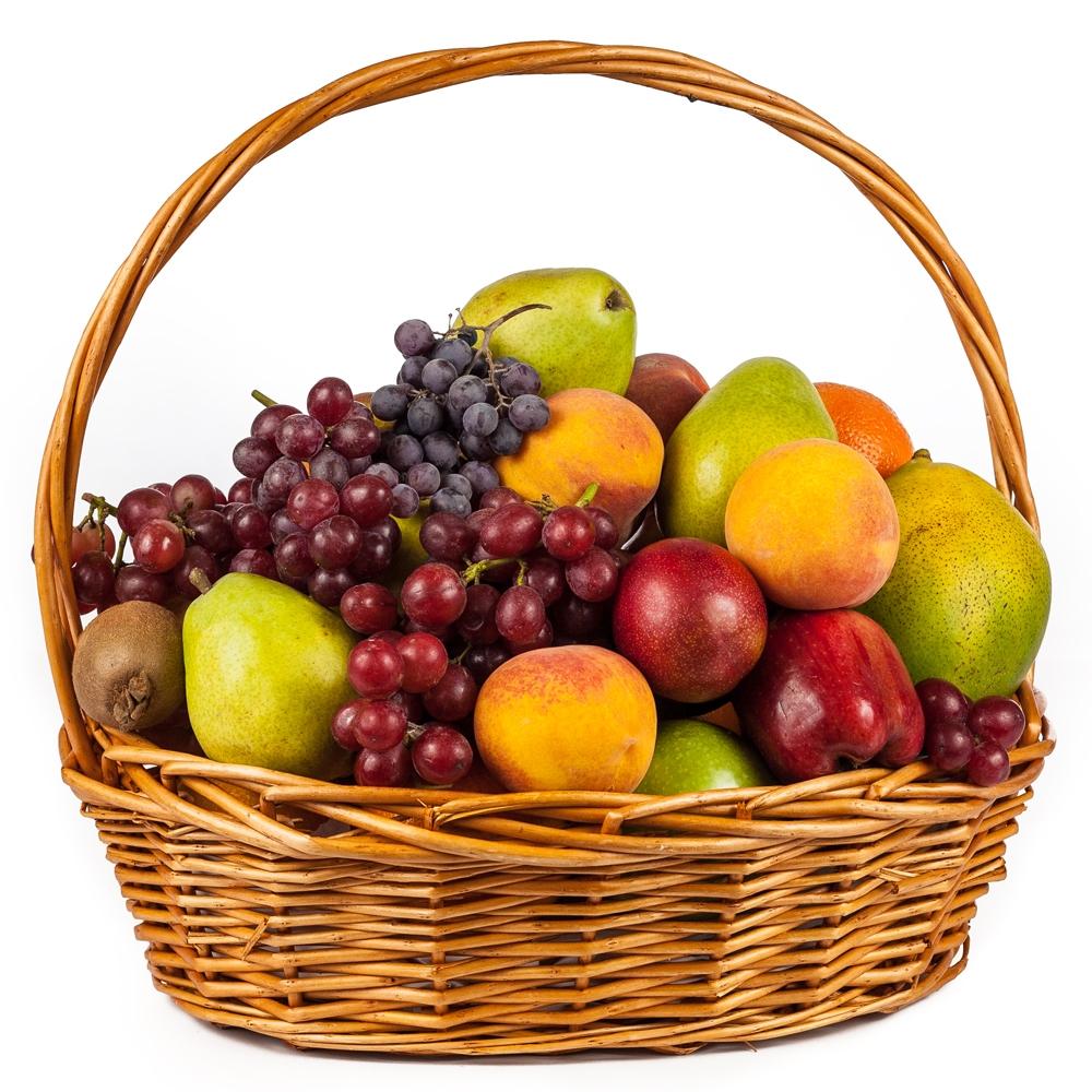 Orchard Fresh Fruit Gift Basket San Francisco Gift Baskets