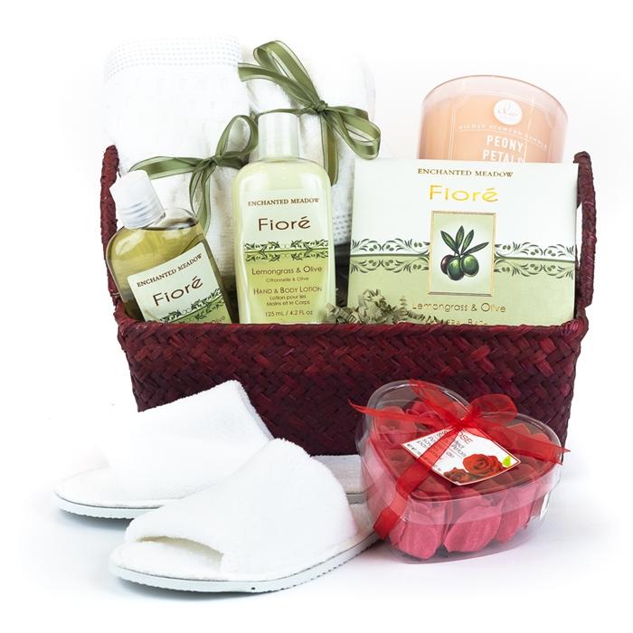 Premium Bath Amp Body Works Gift Basket