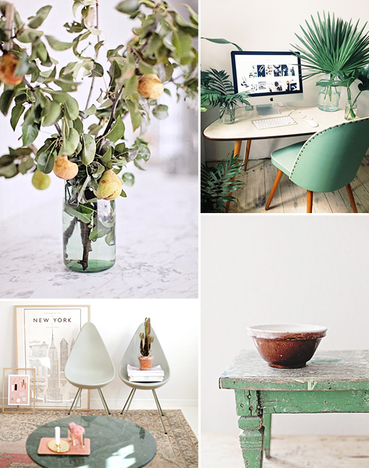 simply styled spaces / sfgirlbybay