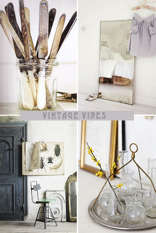 homewares with vintage vibes / sfgirlbybay