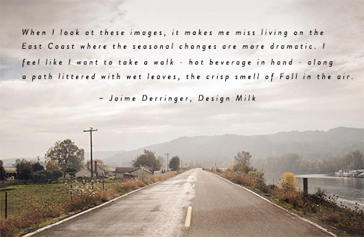 quote and fall inspired image from jaime derringer / sfgirlbybay