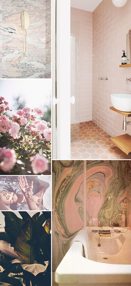 photographs with pretty pink and blush tones / sfgirlbybay