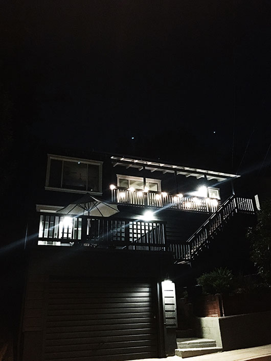 my black house at night / sfgirlbybay