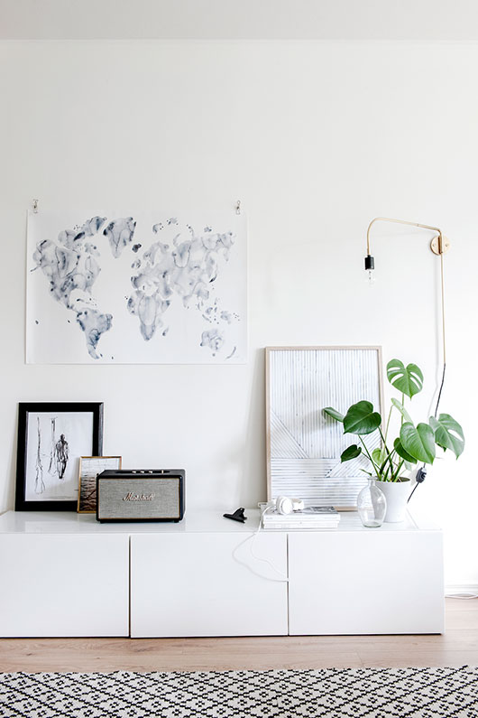 helsinki apartment styled by laura seppanen / sfgirlbybay