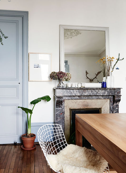 room featured in The Kinfolk Home: Interiors for Slow Living. / sfgirlbybay
