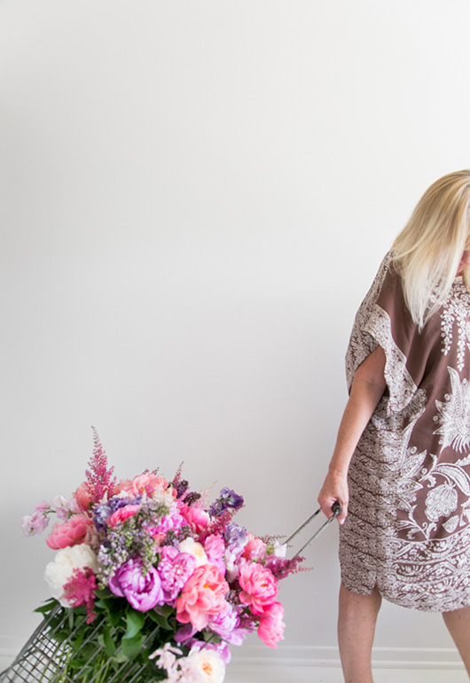 Flower Muse bouquets for mother's day / sfgirlbybay