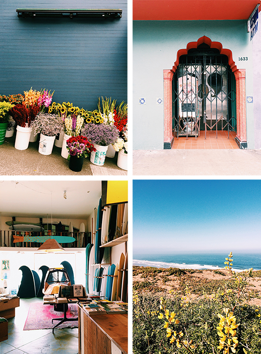 images from Victoria Smith's book See San Francisco. / sfgirlbybay
