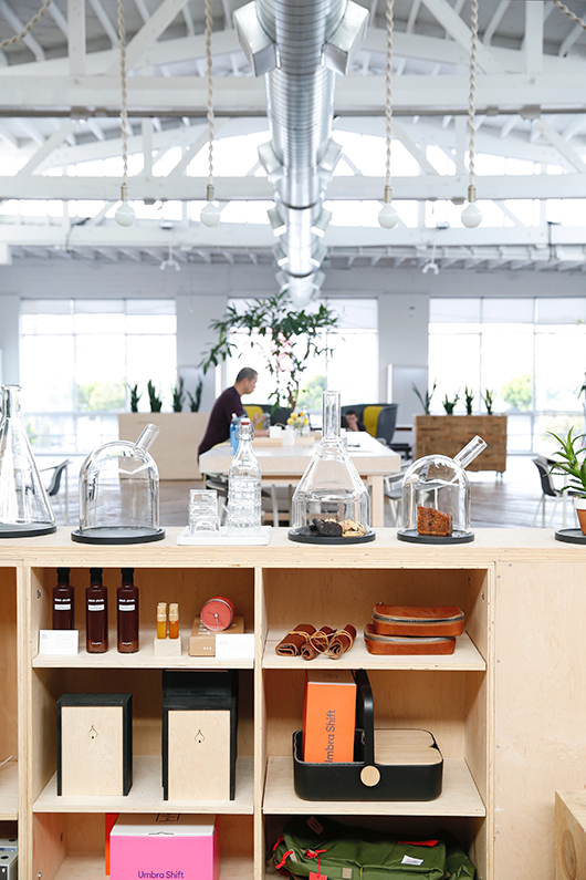 co-working space in san francisco called mod / sfgirlbybay