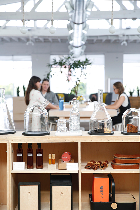 creative co-working space in the mission district, mod. / sfgirlbybay