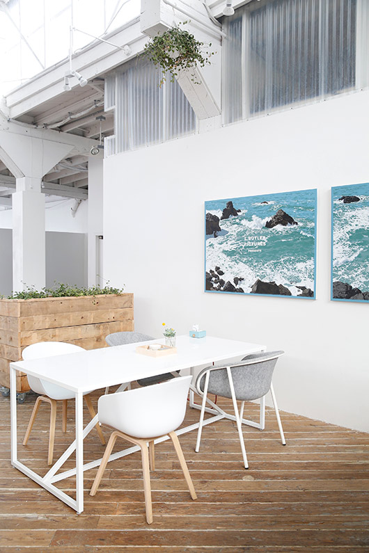 co-working space for rent by the hour at mod. / sfgirlbybay
