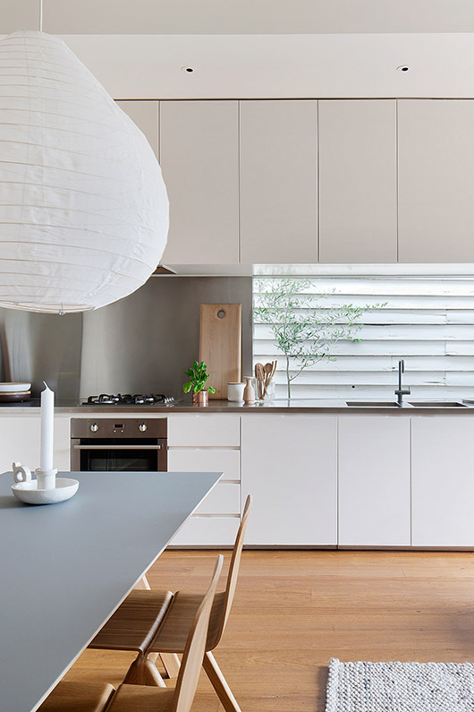 light and airy made by cohen kitchen design / sfgirlbybay