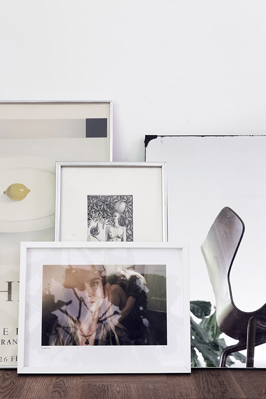framed oversized art / sfgirlbybay