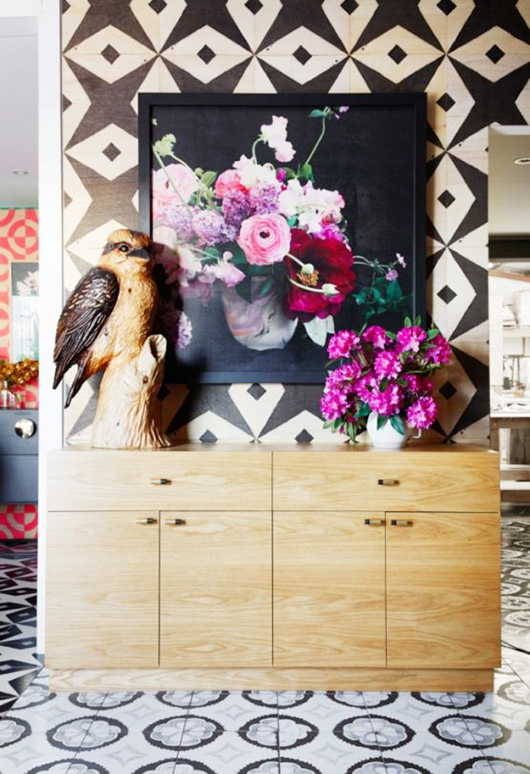 bonnie and neil melbourne studio photographed by vogue living australia. / sfgirlbybay