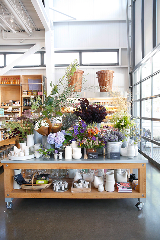 healdsburg shed store in sonoma's wine country / sfgirlbybay