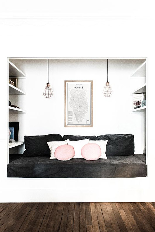 beautiful reading nooks / sfgirlbybay
