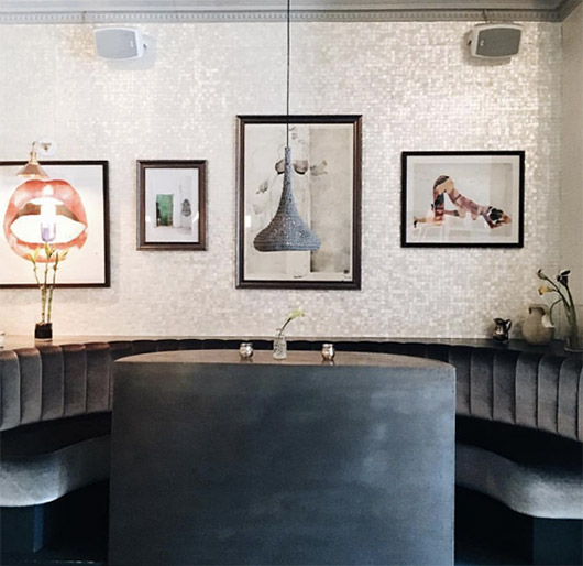 new york's the garret east restaurant / sfgirlbybay