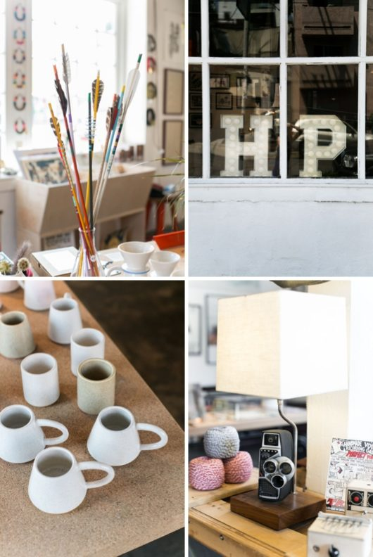 eclectic accessories and homewares for sale at hemingway & pickett store / sfgirlbybay